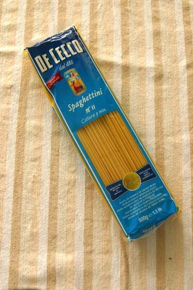 デチェコ(de cecco)のパスタ麺