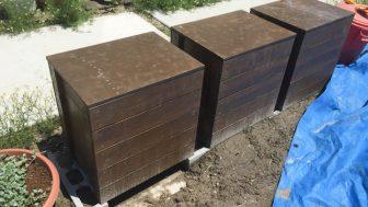 コンポストボックス(堆肥コンポスター)を自作(DIY)した5つの理由